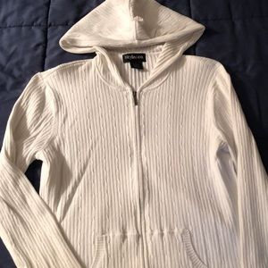 Style and Co Women's Hoodie Size Large